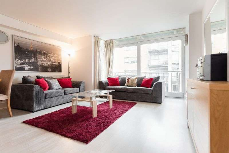 2 Bedrooms Property for sale in Stunning two bed moments from Canary Wharf estate!