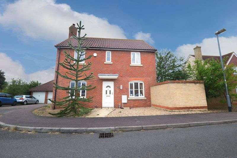 3 Bedrooms Terraced House for sale in Jennings Avenue, Eynesbury, St. Neots