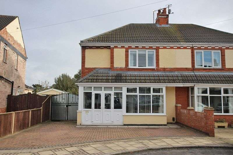 3 Bedrooms Detached House for sale in WALKER AVENUE, SCARTHO GRIMSBY