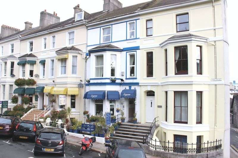 8 Bedrooms Terraced House for sale in Seymour Guesthouse, Citadel Road East, The Hoe, Plymouth