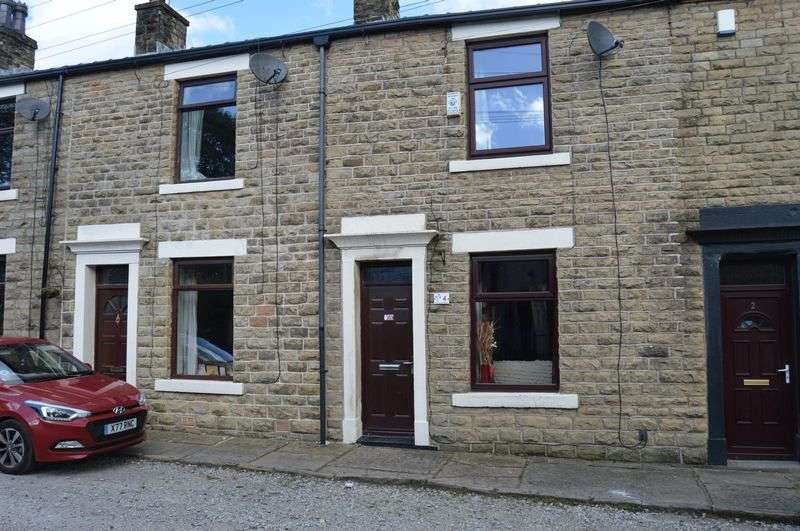 2 Bedrooms Terraced House for sale in Entwisle Street, Rochdale