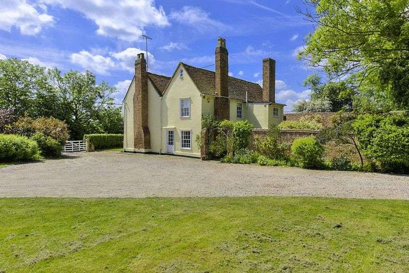 4 Bedrooms Detached House for sale in Church House, Church Road, West Hanningfield Village