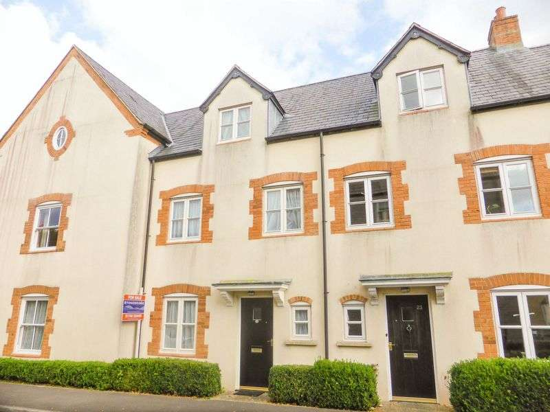 3 Bedrooms Terraced House for sale in Walnut Grove, Shepton Mallet