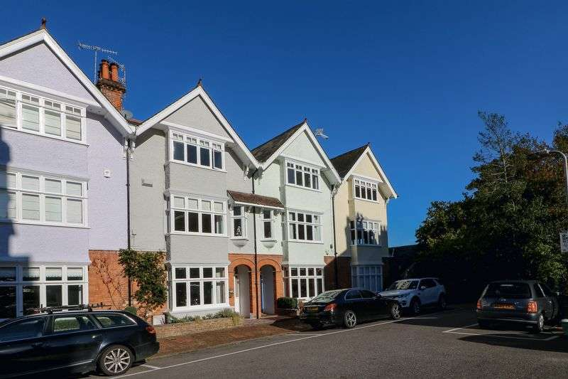 5 Bedrooms Terraced House for sale in Christchurch Avenue, Tunbridge Wells