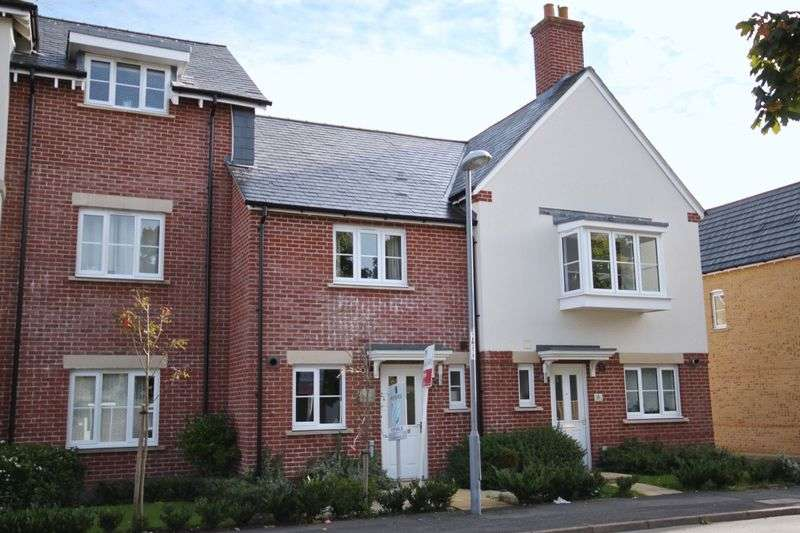 2 Bedrooms Terraced House for sale in Crossways, Dorchester, DT2