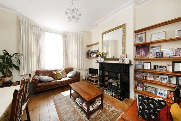 1 Bedroom Flat for sale in Harpenden Road, West Norwood