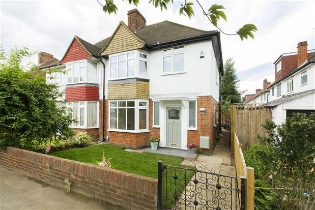 3 Bedrooms Semi Detached House for sale in Whittell Gardens, Sydenham