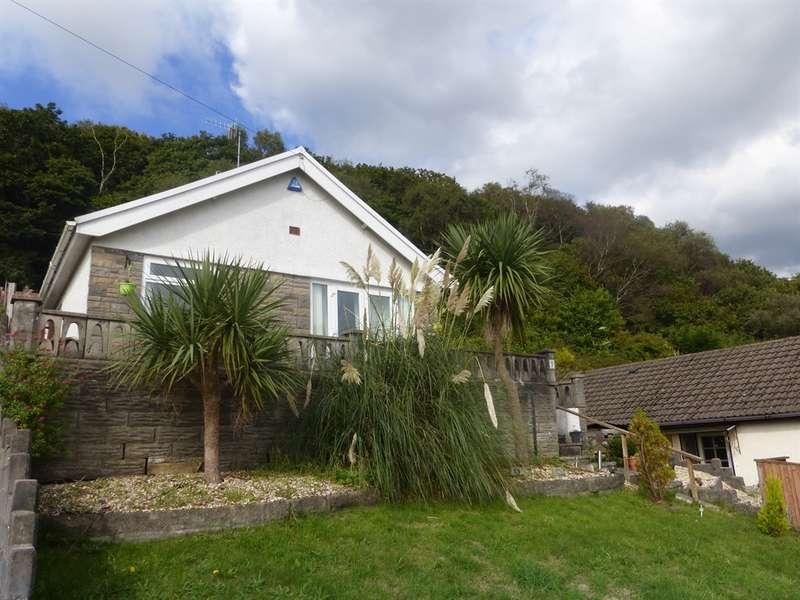3 Bedrooms Detached Bungalow for sale in Drymau Park, Skewen, Neath