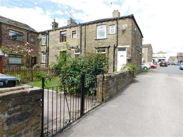 3 Bedrooms End Of Terrace House for sale in Croft Street, Bradford