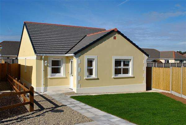 2 Bedrooms Detached Bungalow for sale in 110 Gibbas Way
