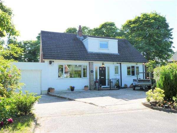 3 Bedrooms Detached House for sale in Cooper Hill Close, Walton le Dale, Preston