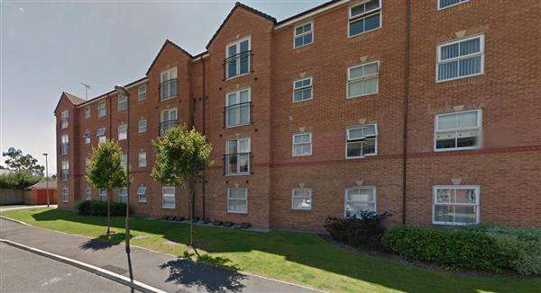 2 Bedrooms Apartment Flat for sale in The Paddocks, Mater Close, Liverpool