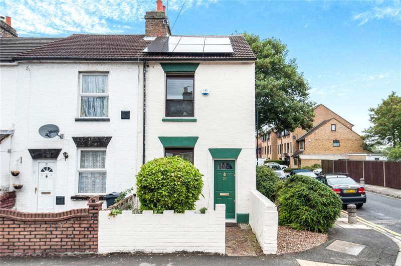 2 Bedrooms Terraced House for sale in Orchard Road, Hounslow, TW4