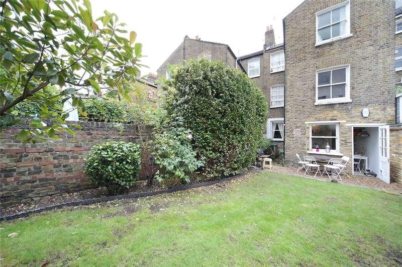 1 Bedroom Flat for sale in Kenwyn Road, London, SW4