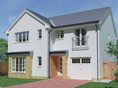 5 Bedrooms Detached House for sale in Regatta View, Craighill