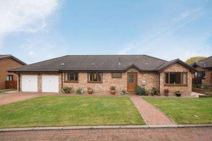 4 Bedrooms Bungalow for sale in Naismith Court, Stonehouse