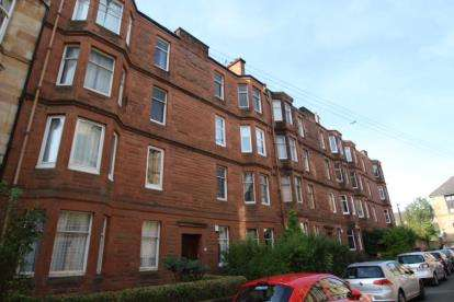 2 Bedrooms Flat for sale in James Gray Street, Shawlands