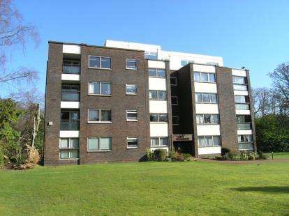 3 Bedrooms Flat for sale in Milverton Road, Lower Whitecraigs, East Renfrewshire