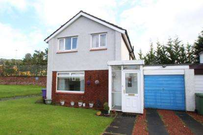 3 Bedrooms Link Detached House for sale in Lethamhill Crescent, Riddrie, Glasgow