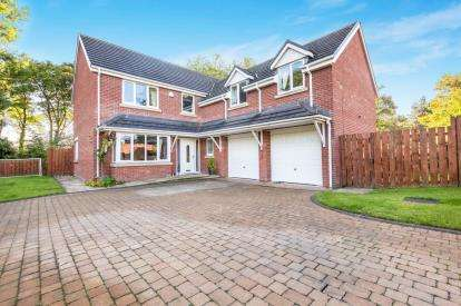 4 Bedrooms Detached House for sale in Daub Hall Lane, Hoghton, Preston, Lancashire