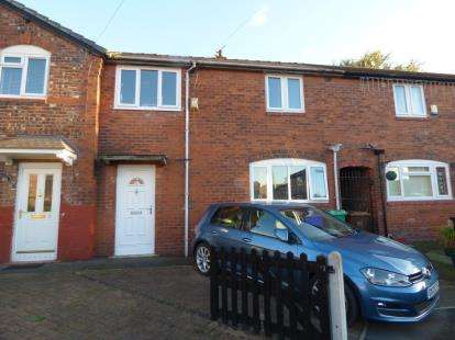 3 Bedrooms Terraced House for sale in Lansdale Gardens, Manchester, Greater Manchester, .