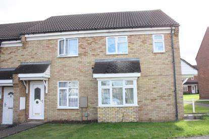 2 Bedrooms Terraced House for sale in Beatrice Street, Kempston, Bedford, Bedfordshire