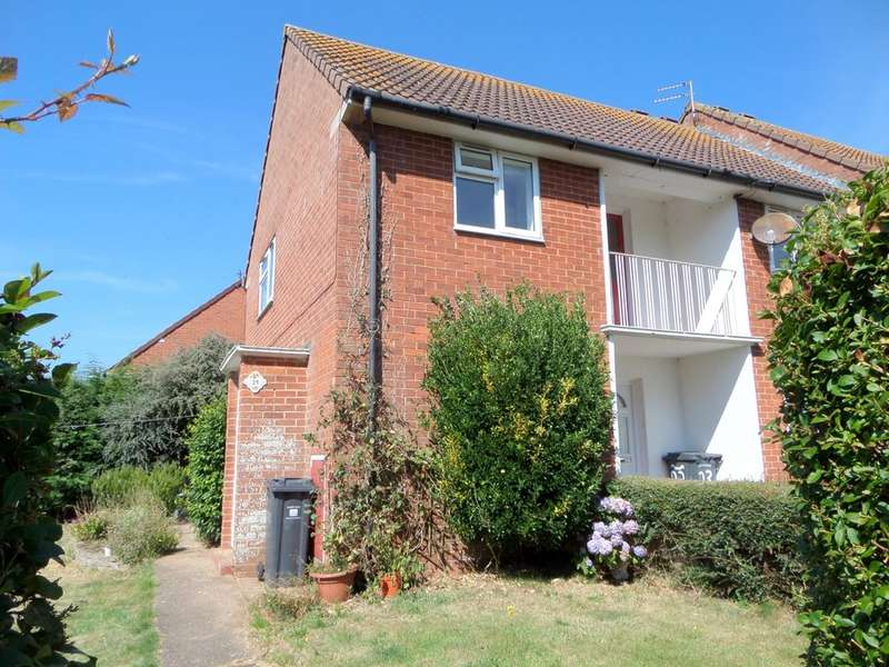 2 Bedrooms Flat for sale in Capel Lane, Exmouth