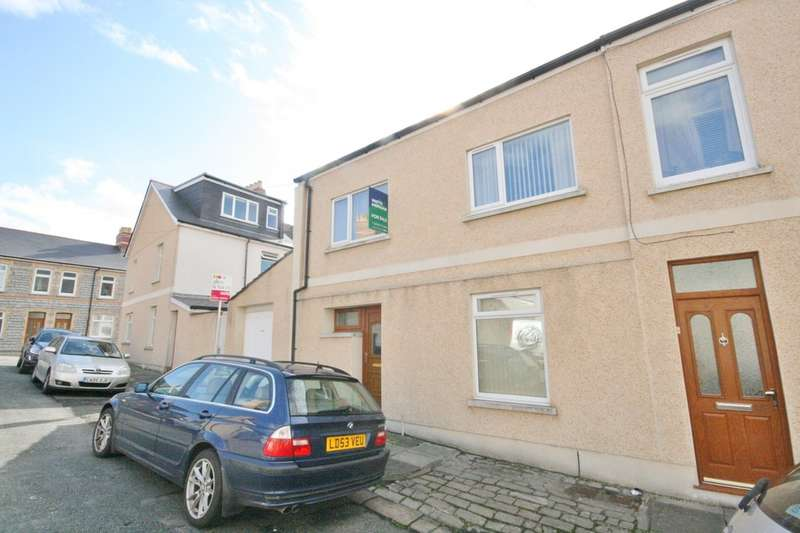 3 Bedrooms End Of Terrace House for sale in King Street, Penarth. Vale of Glamorgan. CF64 1HQ