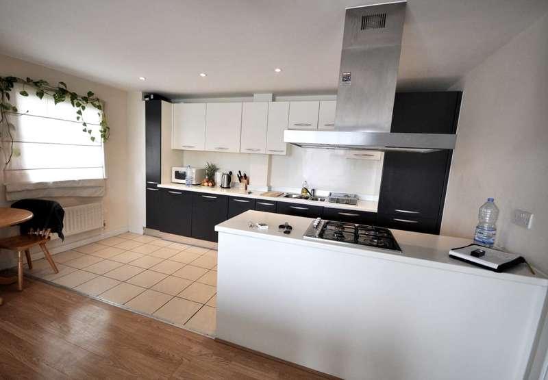 2 Bedrooms Flat for sale in Runnel Court, Barking