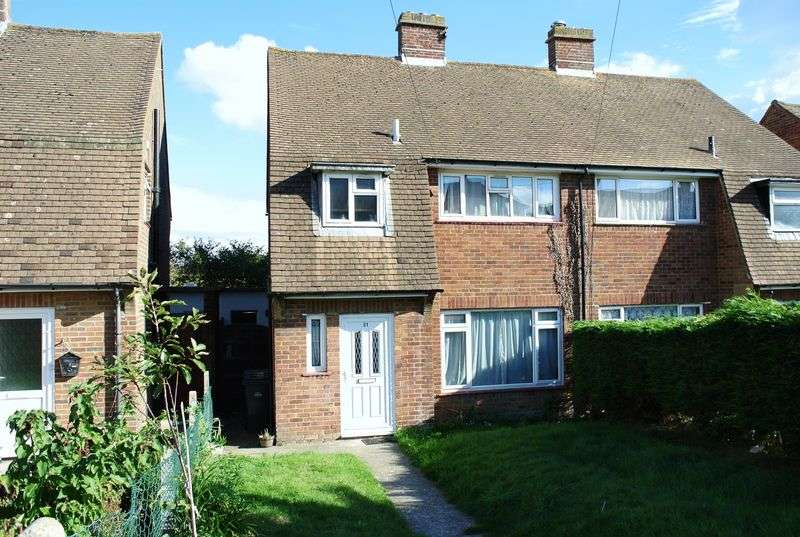 3 Bedrooms Semi Detached House for sale in Oxford Road, St. Leonards on Sea