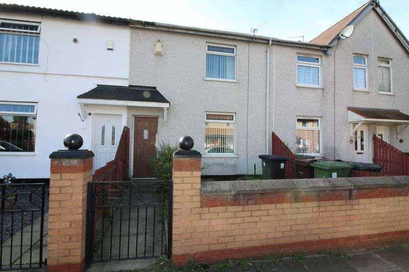 2 Bedrooms Terraced House for sale in Monfa Road, Bootle