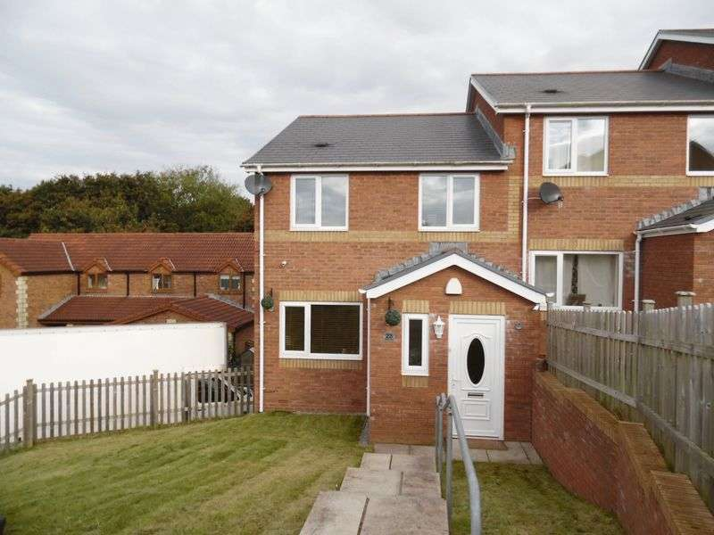 3 Bedrooms House for sale in Cwmcoed Bettws Bridgend CF32 8SW