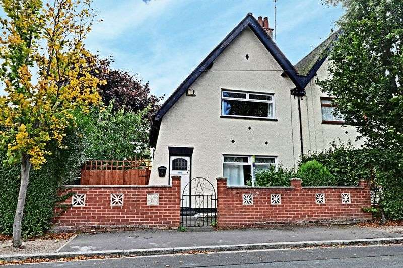 2 Bedrooms Semi Detached House for sale in Beech Avenue, Hull
