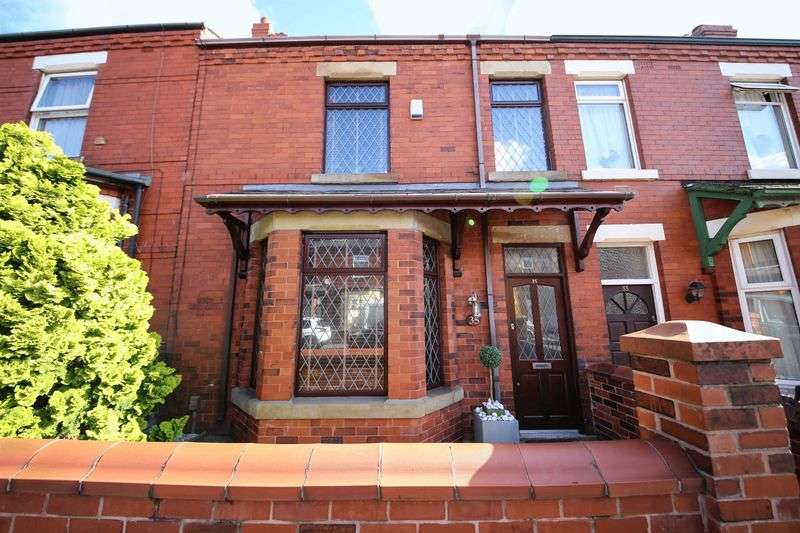 4 Bedrooms Terraced House for sale in Springfield Road, Springfield, Wigan