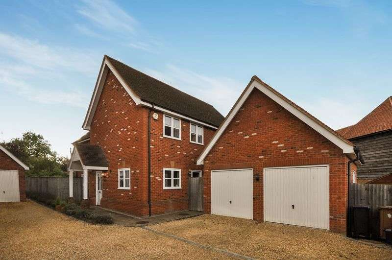 4 Bedrooms Detached House for sale in Tetsworth