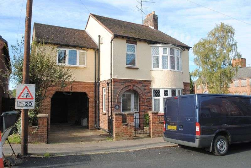 5 Bedrooms Detached House for sale in Park Road, Rushden