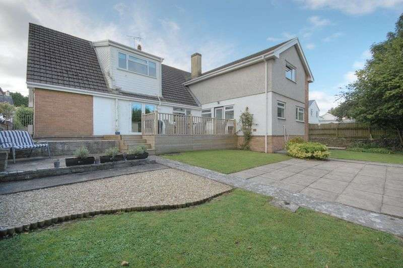 5 Bedrooms Detached House for sale in Hawen, Corntown Road, Corntown, Vale of Glamorgan, CF35 5BB