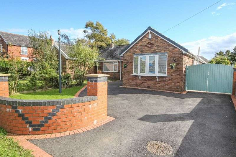 4 Bedrooms Semi Detached Bungalow for sale in Pepper Lane, Standish