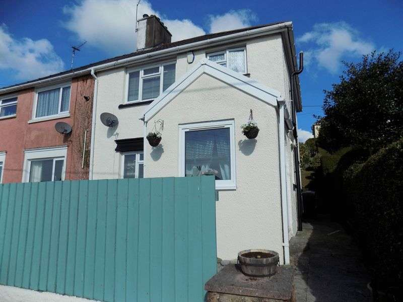 3 Bedrooms Semi Detached House for sale in Coed Bychan Crescent, Pontyclun