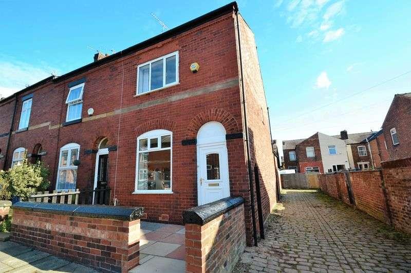 2 Bedrooms Terraced House for sale in Buchanan Street, Swinton