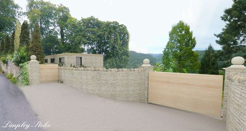 4 Bedrooms Detached House for sale in Middle Stoke, Limpley Stoke, Bath