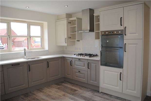 3 Bedrooms Detached House for sale in Plot 9, The Corndean, Pennycress Fields, Banady Lane, Stoke Orchard, Cheltenham, Glos, GL52 7SJ