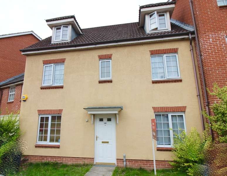 5 Bedrooms Town House for sale in Berry Way, Andover, Hampshire, SP10