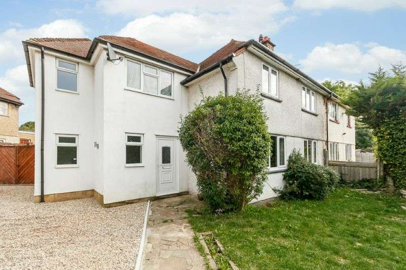 4 Bedrooms Semi Detached House for sale in Grove Road, Rickmansworth, Hertfordshire, WD3 8ED