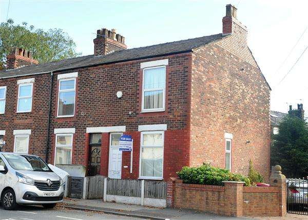 2 Bedrooms End Of Terrace House for sale in 231 Liverpool Road, Cadishead M44 5DR
