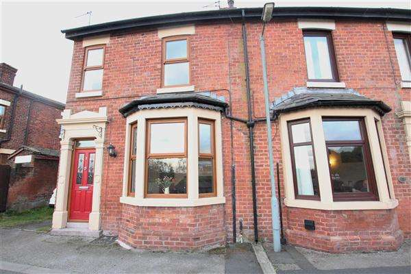 2 Bedrooms End Of Terrace House for sale in Ribble Crescent, Walton-Le-Dale, Preston