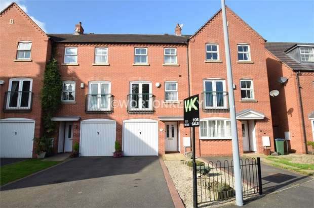 3 Bedrooms Town House for sale in 19 David Harman Drive, WEST BROMWICH, West Midlands