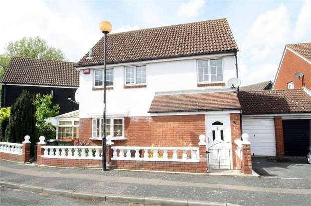 3 Bedrooms Detached House for sale in Fulmer Road, Beckton, London