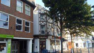 8 Bedrooms End Of Terrace House for sale in Bench Street, Dover, Kent