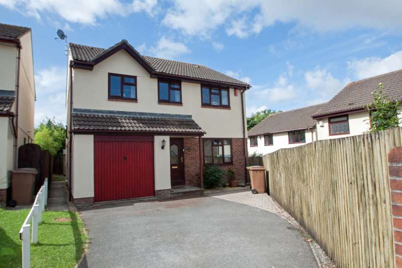 4 Bedrooms Detached House for sale in Crownhill, Plymouth